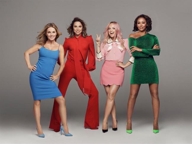 Tour dien tai hop cua Spice Girls gap truc trac vi scandal tinh duc dong gioi