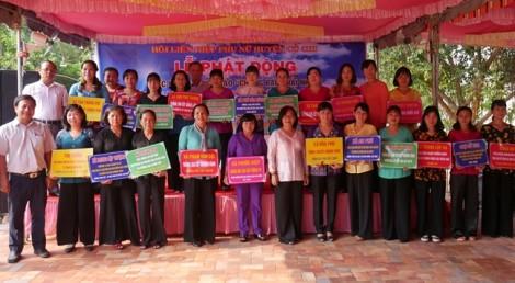 Huyện Củ Chi: 23 công trình tham gia bảo vệ môi trường