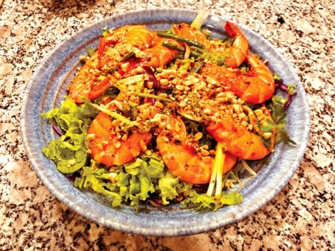 Nấu ăn tinh tế như Chương Đặng