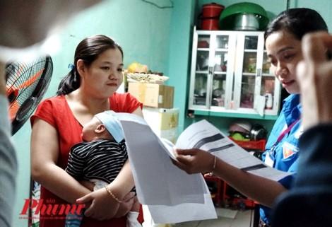 Theo chân nhân viên Bệnh viện Từ Dũ đi xin sữa mẹ cho trẻ sinh non