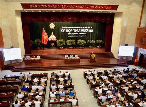 Bà Nguyễn Thị Lệ  làm Chủ tịch HĐND TP.HCM