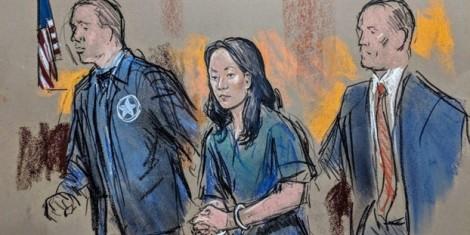 Người phụ nữ Trung Quốc bị bắt tại Mar-a-Lago trang bị cả thiết bị dò camera