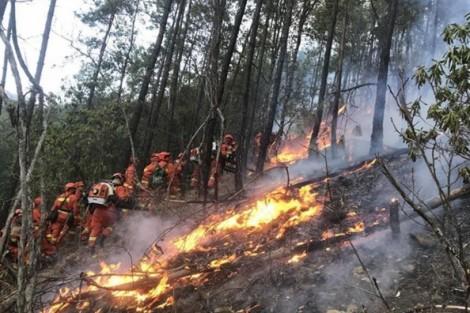 Trung Quốc: Hơn 3.000 vụ cháy, 6 người chết vào ba ngày cuối tuần trong dịp lễ Thanh Minh