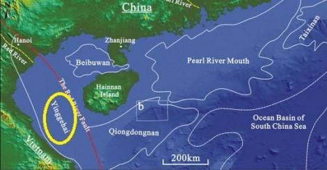 Xác minh thông tin Trung Quốc đưa giàn dầu khí lớn vào Biển Đông
