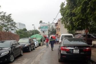 Hà Nội: Cháy lớn trong đêm, 8 người chết và mất tích