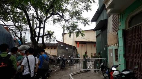 Vụ cháy khiến 8 người tử vong ở Hà Nội: các khu nhà xưởng đều xây dựng trái phép
