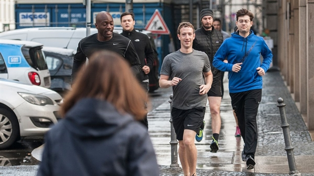 Facebook chi bao nhieu tien de dam bao an toan cho Mark Zuckerberg?