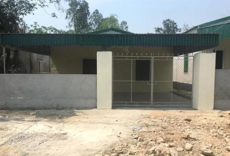 Ồ ạt xây nhà chờ đền bù dự án cao tốc Bắc - Nam