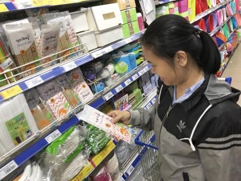 Giảm sử dụng túi nylon khi mua sắm, bạn thử chưa?