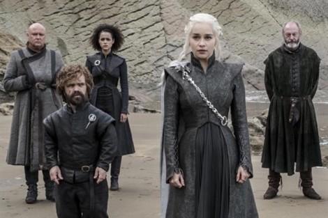'Game of Thrones' khai màn: Đủ thoả cơn khát
