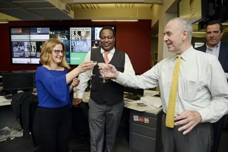 Giải thưởng Pulitzer được trao cho các tờ báo điều tra Tổng thống Trump