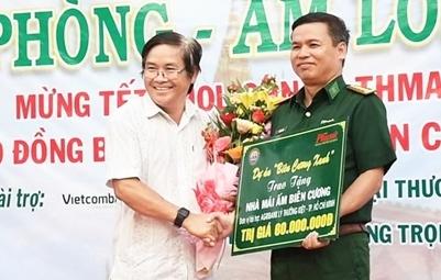 Tang mai am bien cuong  thu 9 tren bien gioi Tay Ninh