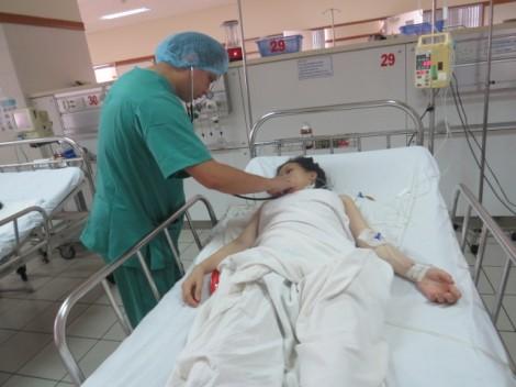Hy hữu trường hợp mẹ con sản phụ bị suy tim giai đoạn cuối được cứu sống