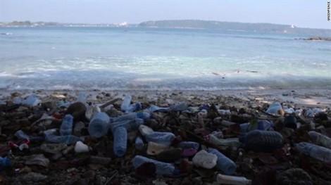 Kinh hoàng lượng chất dẻo ô nhiễm trong đại dương