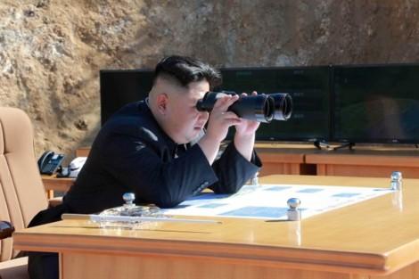 Triều Tiên lại 'nắn gân' Mỹ?