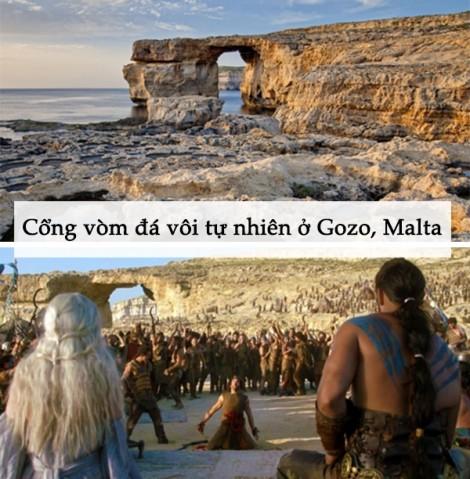 Trung Âu 'cất cánh' nhờ 'Game of Thrones'