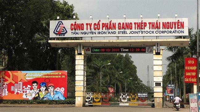 Khoi to, bat tam giam 5 nguyen lanh dao Gang thep Viet Nam va Gang thep Thai Nguyen