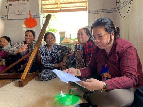 Binh Thuan: Du an Queen Pearl Marina Complex xay dung tren dat chua den bu?
