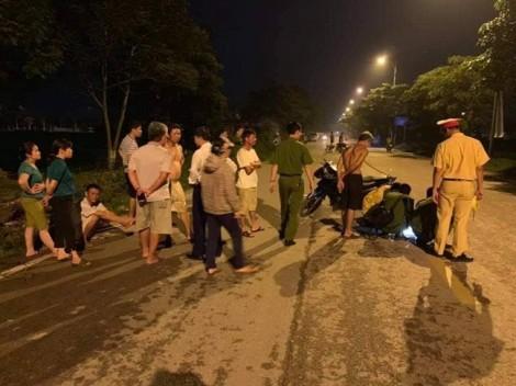 Nghi vấn ô tô gây tai nạn kéo lê cháu bé dưới lòng đường rồi bỏ chạy
