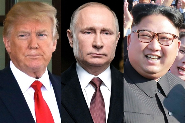 Ong Kim Jong Un se co cuoc gap voi Tong thong Putin trong tuan nay