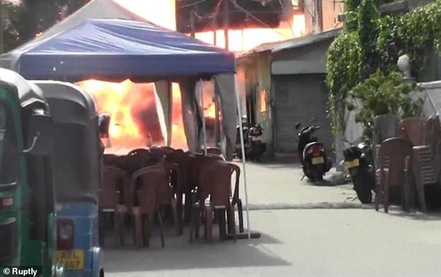 Chuoi khung bo tai Sri Lanka co the van chua ket thuc
