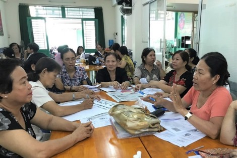 Bồi dưỡng nâng cao kỹ năng cho tư vấn viên cộng đồng