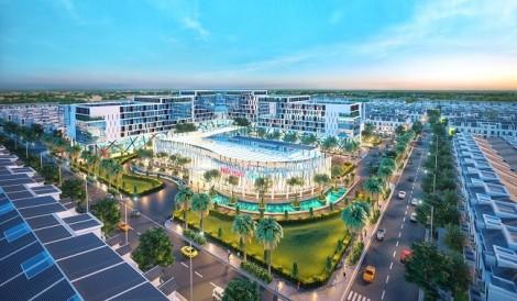 Khởi công xây dựng khu thương mại phức hợp Ngân Phát, Cát Tường Phú Hưng hút khách
