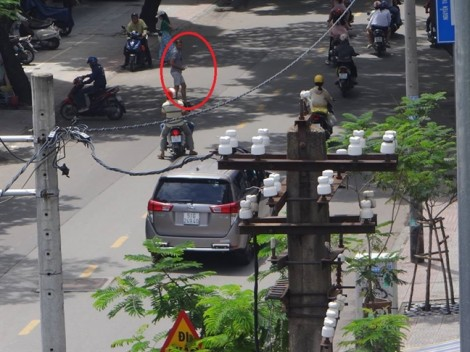 5 tháng, 17 người chết do đi bộ sai luật giao thông ở TP.HCM