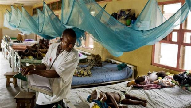 360.000 tre em chau Phi se duoc tiem vac-xin ngua sot ret