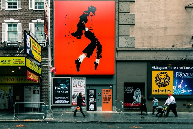 Mang xam xung quanh vo nhac kich ve Michael Jackson
