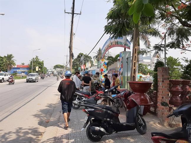 Tham sat o Binh Duong: Nghi van giet nguoi cuop tai san