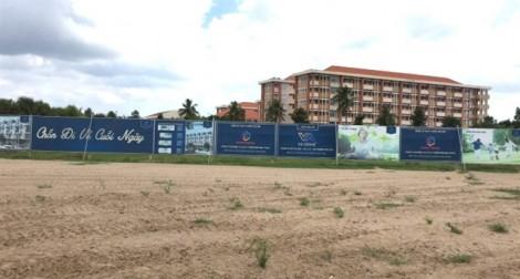 Long An: Nhiều dự án bất động sản chưa đủ điều kiện đã rao bán