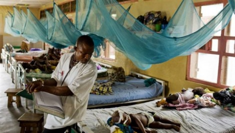 360.000 trẻ em châu Phi sẽ được tiêm vắc-xin ngừa sốt rét