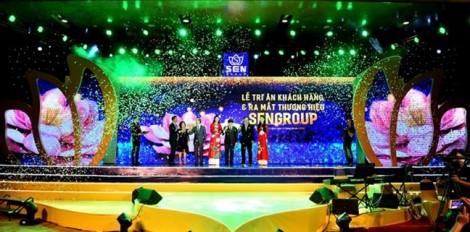 Công ty cổ phần tập đoàn Sengroup ra mắt thương hiệu mới