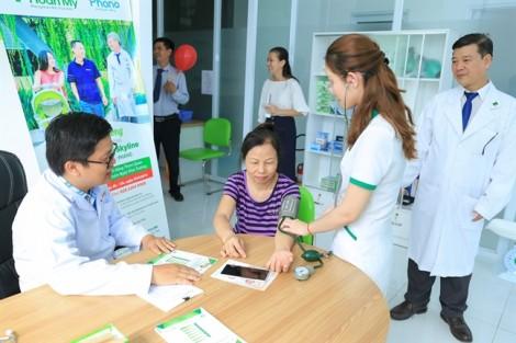 Phòng khám Bác sĩ gia đình thứ 4 thuộc Tập đoàn Y khoa Hoàn Mỹ chính thức ra mắt tại quận 7