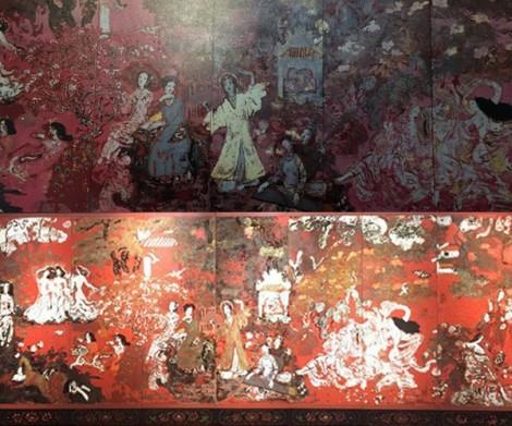 Từ việc tranh của danh hoạ Nguyễn Gia Trí bị làm hỏng: Lo ngại cho công tác bảo quản ở bảo tàng