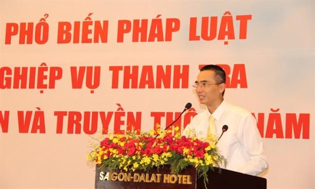Bat Chanh Thanh tra Bo Thong tin va Truyen thong