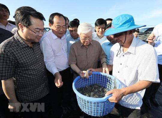 Tong Bi thu, Chu tich nuoc Nguyen Phu Trong se som tro lai lam viec binh thuong