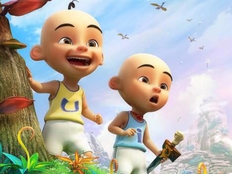 Cuộc phiêu lưu của anh em Upin và Ipin trở lại
