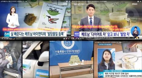 Nhiều sản phẩm  giảm cân của Việt Nam  gây tai tiếng ở nước ngoài
