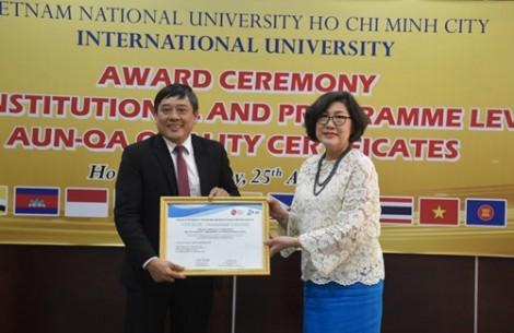 Trường đại học thứ ba của Việt Nam đạt kiểm định của AUN-QA