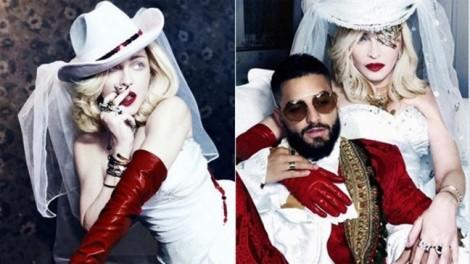 Bài hát mới của của Madonna bị loại bỏ vì phân biệt đối xử phụ nữ