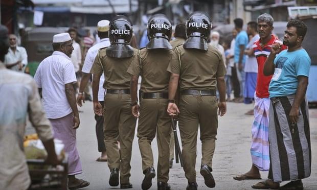 Sri Lanka: 15 nguoi thiet mang trong cuoc dau sung giua canh sat va phan tu tinh nghi khung bo
