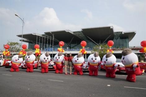 Vietjet tưng bừng chào mừng 5 đường bay mới tại Cần Thơ