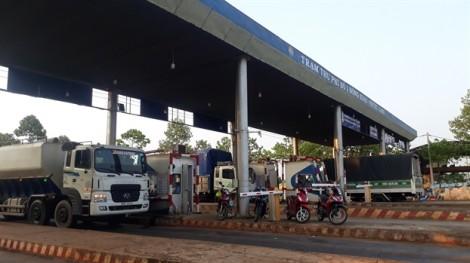 Thủ tướng chỉ đạo UBND tỉnh Bình Phước báo cáo vấn đề trạm thu phí BOT