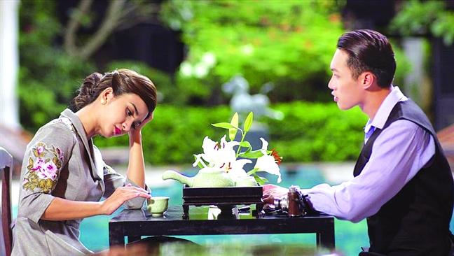 Dien vien Kim Tuyen: 'Toi muon tao duoc thanh tuu hon la tim nguoi dan ong lam cho dua'