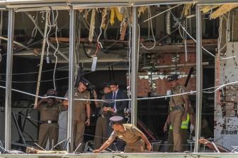 Hai gia đình siêu giàu tử nạn ở hai phía cuộc tấn công lễ Phục sinh