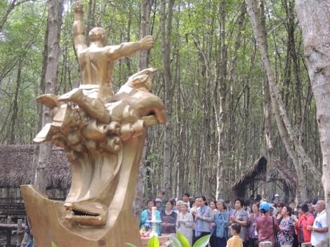 Ban Phụ vận Sài Gòn - Gia Định về nguồn