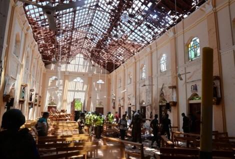 Top ảnh trong tuần: Thế giới buồn cho kỳ lễ Phục sinh không bình yên