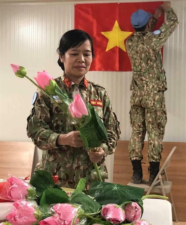 Bac si Viet Nam o Sudan – 'Hello Viet Nam, very good'